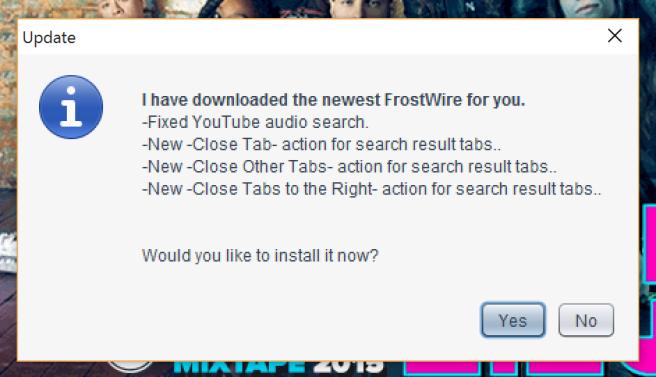 FrostWire 6.1.7