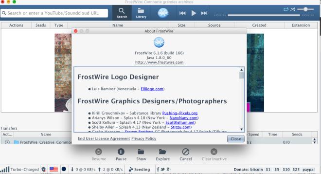 Frostwire 6.1.6
