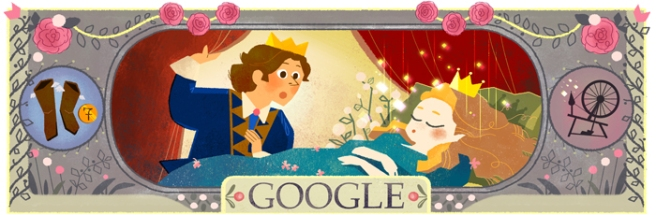 This Google's doodle was created by the artist Sophie Diao