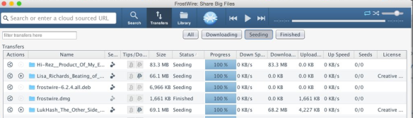 FROSTWIRE 6.3.0