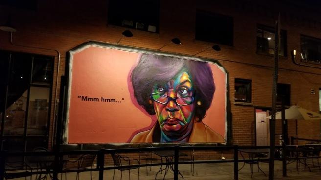 Street Art picture taken by @gubatron - 2017/10/19 in Denver, CO